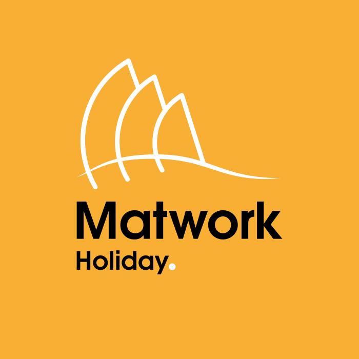 matwork holiday